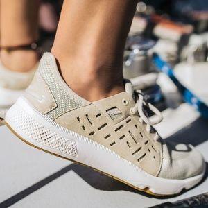 Sperry Top-Sider Sea Sport Mesh Sneakers in Oat